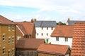 Suburbia. Houses On A Modern S...