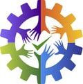 Success factory friend logo