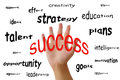 Success and its factors / determinant