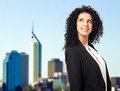 Successful executive woman Royalty Free Stock Photos