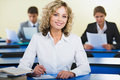 Successful student Stock Photo