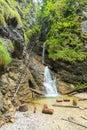 Suchá Bela, trasa v Slovenskom raji
