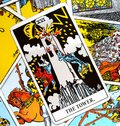 The Tower Tarot Card Sudden and unexpected change, upheaval, destruction, ruin, catastrophe