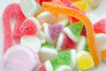 Sugar Coated Candy  Stock Photography