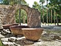 Sugar Mill Ruins Royalty Free Stock Photo