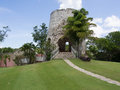 Sugar Mill in St. Croix Royalty Free Stock Photo