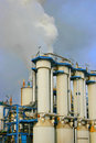 Sugar refinery Stock Photography