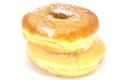 Sugar ring donut Royalty-vrije Stock Foto