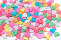Sugar sprinkle decoration for cake and bakery Stock Photo