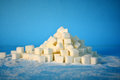 Sugarcubes Royalty Free Stock Photo