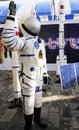 Suit for astronaut