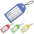 Suitcase Tags EPS