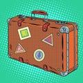 Suitcase traveler Luggage