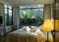 Suite Master bedroom Royalty Free Stock Photo
