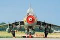Sukhoi Su-22 Royalty Free Stock Photo