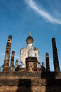 Sukhothai Historical Park, The Old Town In Sukhothai Province, Tha