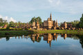 Sukhothai Historical Park,the Old Town In Sukhothai Province,Tha
