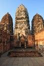 Sukhothai Historical Park,Thailand Stock Images