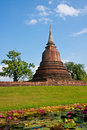 Sukhothai Historical Park, Thailand Stock Photos