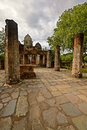 Sukhothai historical park wat si sawai in central thailand Stock Photography