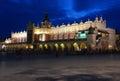 Sukiennice - Krakow Royalty Free Stock Images
