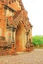 Sulamani Temple, Bagan, Myanmar Royalty Free Stock Photo