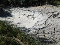 Sulfuric mud pool at Rincon, Costa Rica Stock Photography