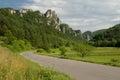 Sulovské skaly, Slovakia