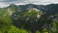 Sulovske skaly in Slovakia