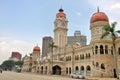 Sultan Abdul Samad Building, Kuala Lumpur Royalty Free Stock Photo