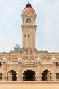 Sultan Abdul Samad Building in Kuala Lumpur Royalty Free Stock Photo