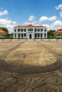 Sultan abu bakar museum located at pekan pahang malaysia Royalty Free Stock Photos