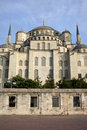 Sultan Ahmet Mosque Royalty Free Stock Photography