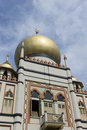 Sultan Mosque, Singapore Stock Images