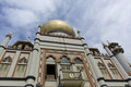 Sultan Mosque, Singapore Stock Photos