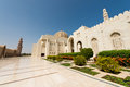 Sultan Qaboos Mosque Stock Photography