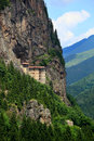 Sumela Monastery Stock Photography