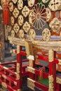 Sumiyoshi shrine osaka s most famous by far is sumiyoshitaisha grand the headquarters of some shrines throughout Royalty Free Stock Images