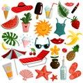 Summer Accessories Set