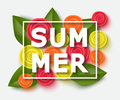 Summer background with beautiful flowers. Vector illustration template, banners. Wallpaper, flyers, invitation, posters