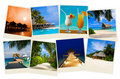 Summer beach maldives images Royalty Free Stock Image