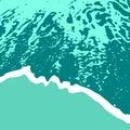 Summer Blue Seas