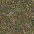 Summer camouflage pattern seamless texture tileable Stock Image