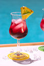 Summer cocktail Royalty Free Stock Photo