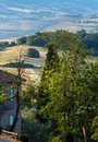 Countryside view from Pienza, Tuscany, Italy