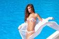 Summer enjoyment Royalty Free Stock Photo