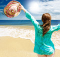 Summer feeling Royalty Free Stock Images