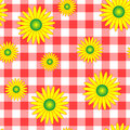 Summer Flower Background Stock Photos