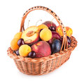 Summer fruits Royalty Free Stock Photo