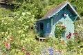 Gardenhouse Royalty Free Stock Photo